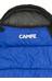 CAMPZ Desert Pro 300 Sovepose blå/sort